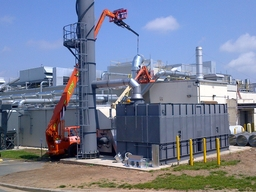 Regenerable Oxidizer, Adwest, Catalyst, VOC